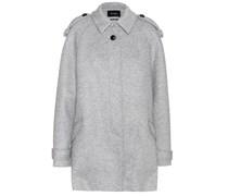 Mantel Faber aus Wollgemisch