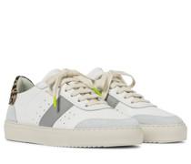Sneakers Dunk V2 aus Leder