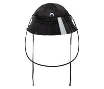 Hut aus Canvas mit Visor