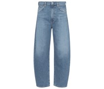 High-Rise Tapered Jeans Calista