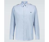 MAN x Brooks Brothers Hemd aus Baumwolle