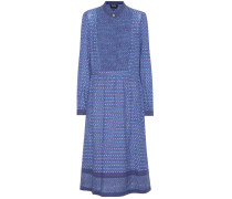 Kleid Romy mit Baumwolle und Leinen