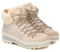 Ankle Boots St Anton mit Shearling