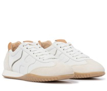 Sneakers Hyperactive aus Leder