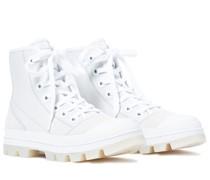 Sneakers Nord/F aus Leder