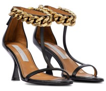 Sandalen Falabella aus Lederimitat