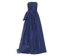Robe aus Seiden-Faille