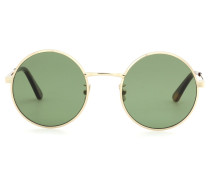 Sonnenbrille Classic 136 Zero mit rundem Rahmen