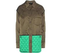 Jacke mit Wattierung
