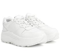 Sneakers Jet aus Leder