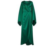 Robe aus Satin