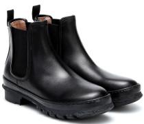 Ankle Boots Garden aus Leder