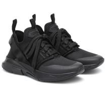 Sneakers Jago mit Leder