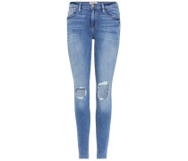 Distressed Jeans Le Skinny De Jeanne