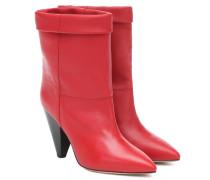 Ankle Boots Luido aus Leder