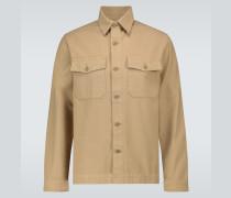 Hemdjacke Stanley aus Baumwolle