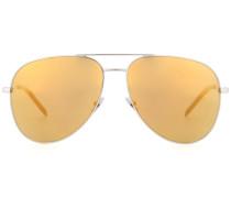 Verspiegelte Aviator-Sonnenbrille Classic 11