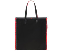 Tote Cabalace aus Canvas