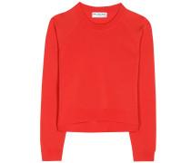 Pullover aus Stretch-Strick