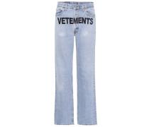 X Levi's® Bestickte Jeans