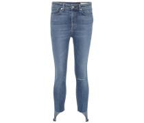 High-Rise Skinny Jeans Nina