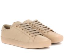Sneakers SL/06 aus Leder