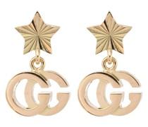 Ohrringe GG Running aus 18kt Gelbgold