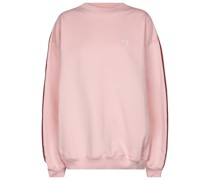 Oversize Sweatshirt aus Jersey