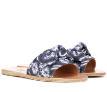 Taygete Bow sandals