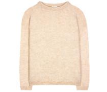 Oversize-Pullover Dramatic Mohair aus einem Woll-Mohairgemisch