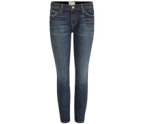 The Stiletto Cropped Skinny Jeans