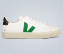 Sneakers Campo aus Leder
