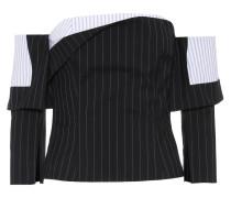 Off-Shoulder-Top aus Wolle