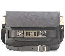 Schultertasche PS11 Mini Classic aus Leder