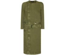 Mantel aus Baumwolle und Leinen