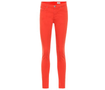 High-Rise Skinny Jeans The Legging Ankle