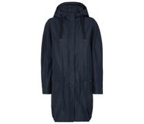 Mantel aus Taft