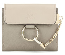 Portemonnaie Faye aus Leder