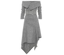 Kleid Herringbone aus Wolle