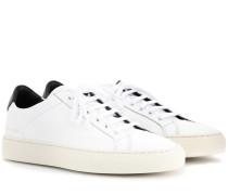Sneakers Achilles Retro aus Leder
