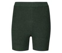 Shorts Arch aus Rippstrick