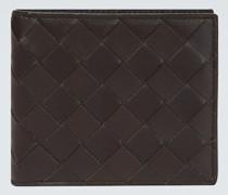 Faltbares Portemonnaie aus Leder