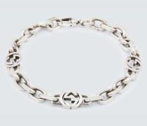 Gliederarmband aus Silber