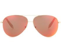 Verspiegelte Pilotensonnenbrille Classic Victoria