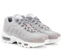Sneakers Air Max 95 aus Veloursleder