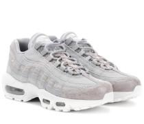 Sneakers Air Max 95 aus Veloursleder