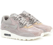 Sneakers Air Max 90 aus Leder