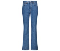 High-Rise Bootcut Jeans '70s