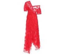 Off-Shoulder Kleid Tessie mit Spitze