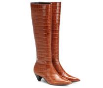 Stiefel Donique aus Leder